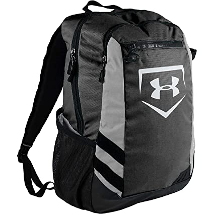 aa6778d5997b Amazon.com   Under Armour Hustle Bat Pack Black UASB-HBP-BK ...