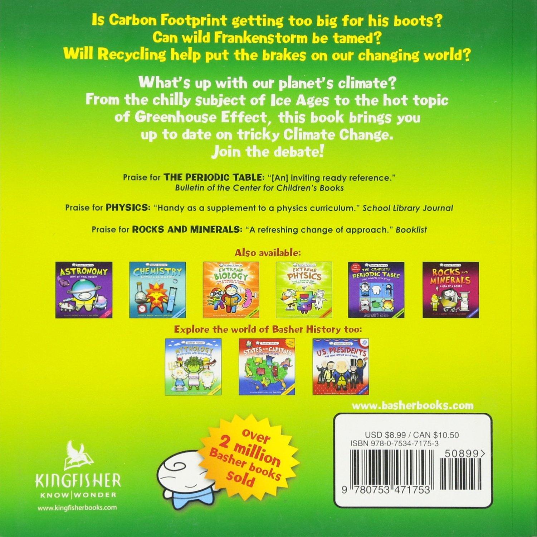 Amazon basher science climate change 9780753471753 simon amazon basher science climate change 9780753471753 simon basher books gamestrikefo Gallery