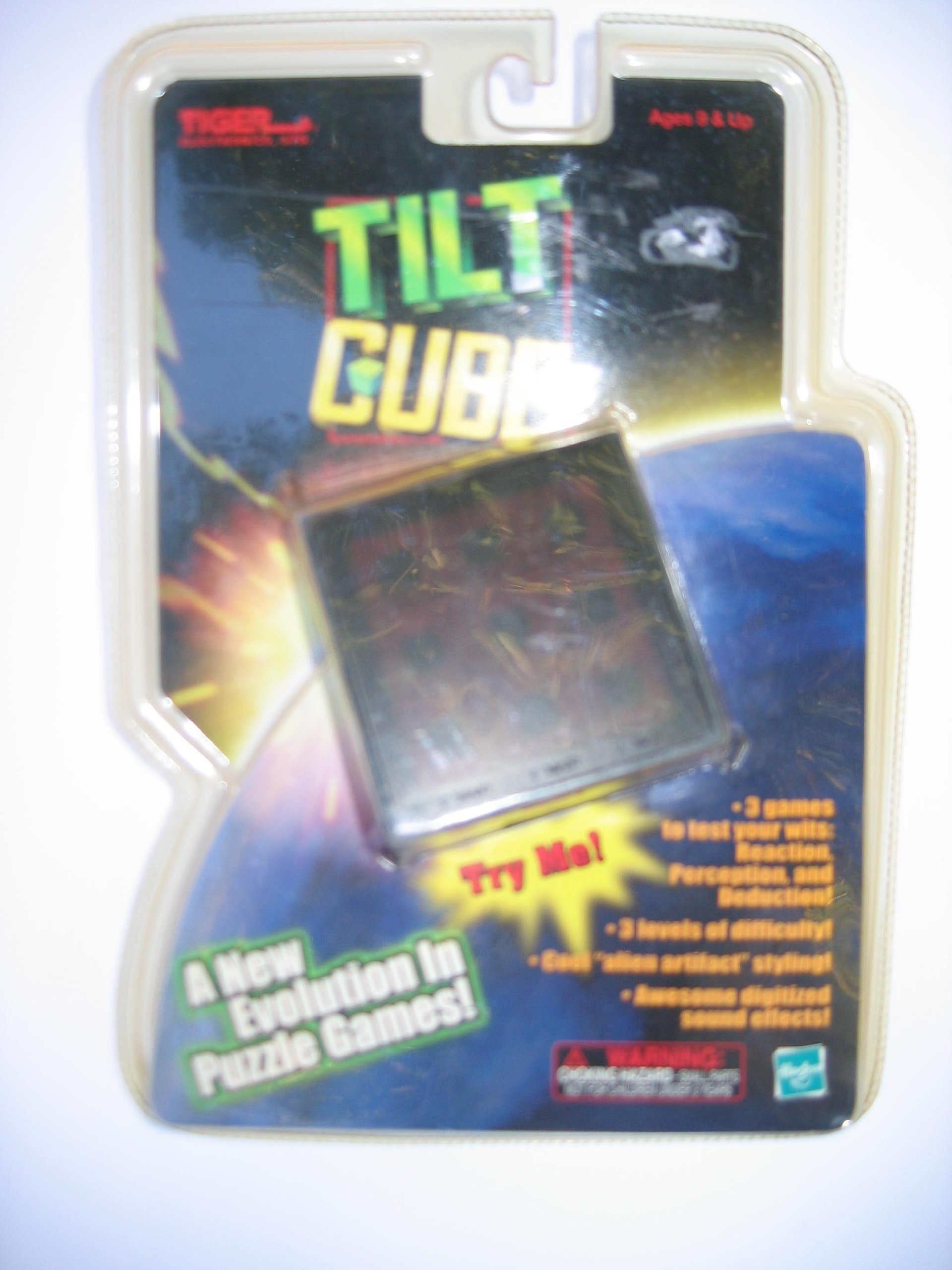 TILT CUBE : A New Evolution in Puzzle Games by Hasbro (Image #1)