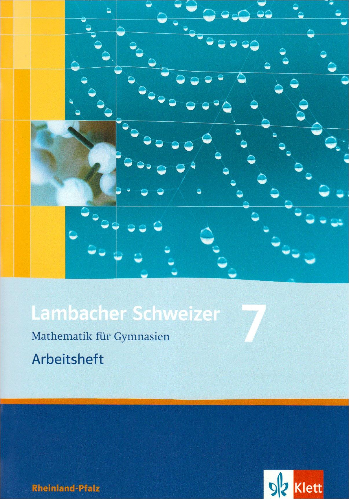 Lambacher Schweizer - Ausgabe Rheinland-Pfalz 2005 / Arbeitsheft plus Lösungsheft 7. Schuljahr