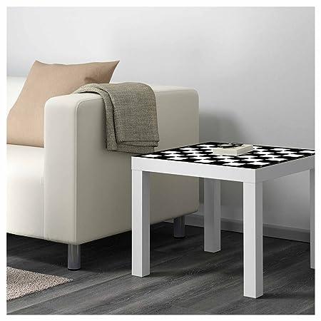 Forex PVC para Mesa IKEA Lack Personalizada Tablero Ajedrez ...