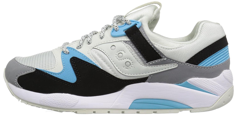 Grid 9000 Fashion Sneakers, Light Grey