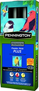 Pennington Premium Pole Plus Bird Feeder
