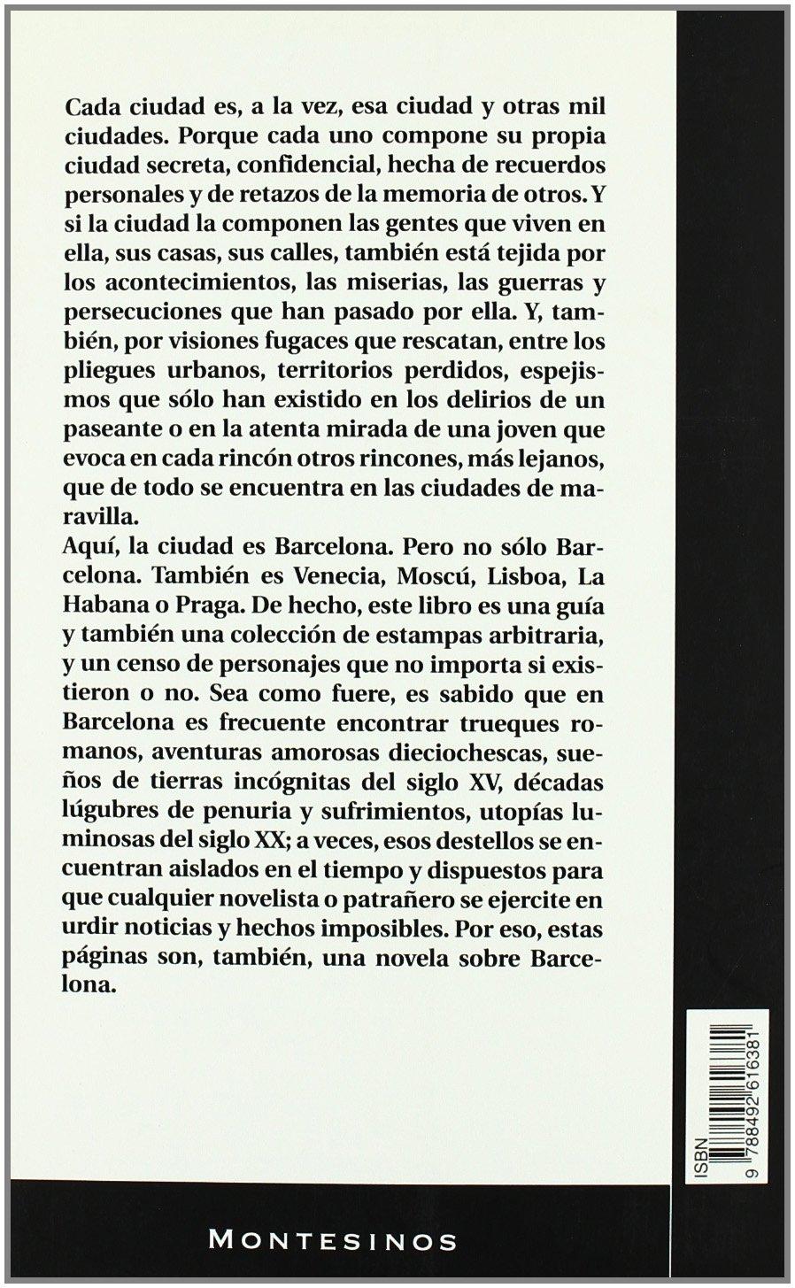Barcelona (informe confidencial) (Narrativa): Amazon.es: Polo ...