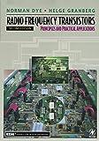 Radio Frequency Transistors: Principles and