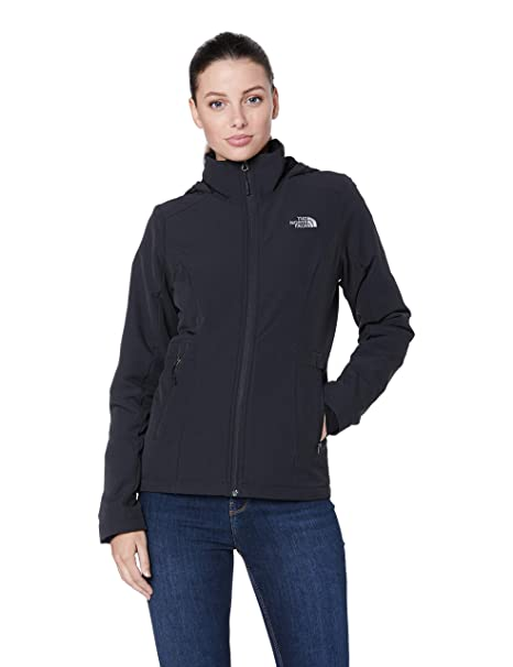 7614c93ab The North Face Women's Shelbe Raschel Hoodie, TNF Black, X-Small ...