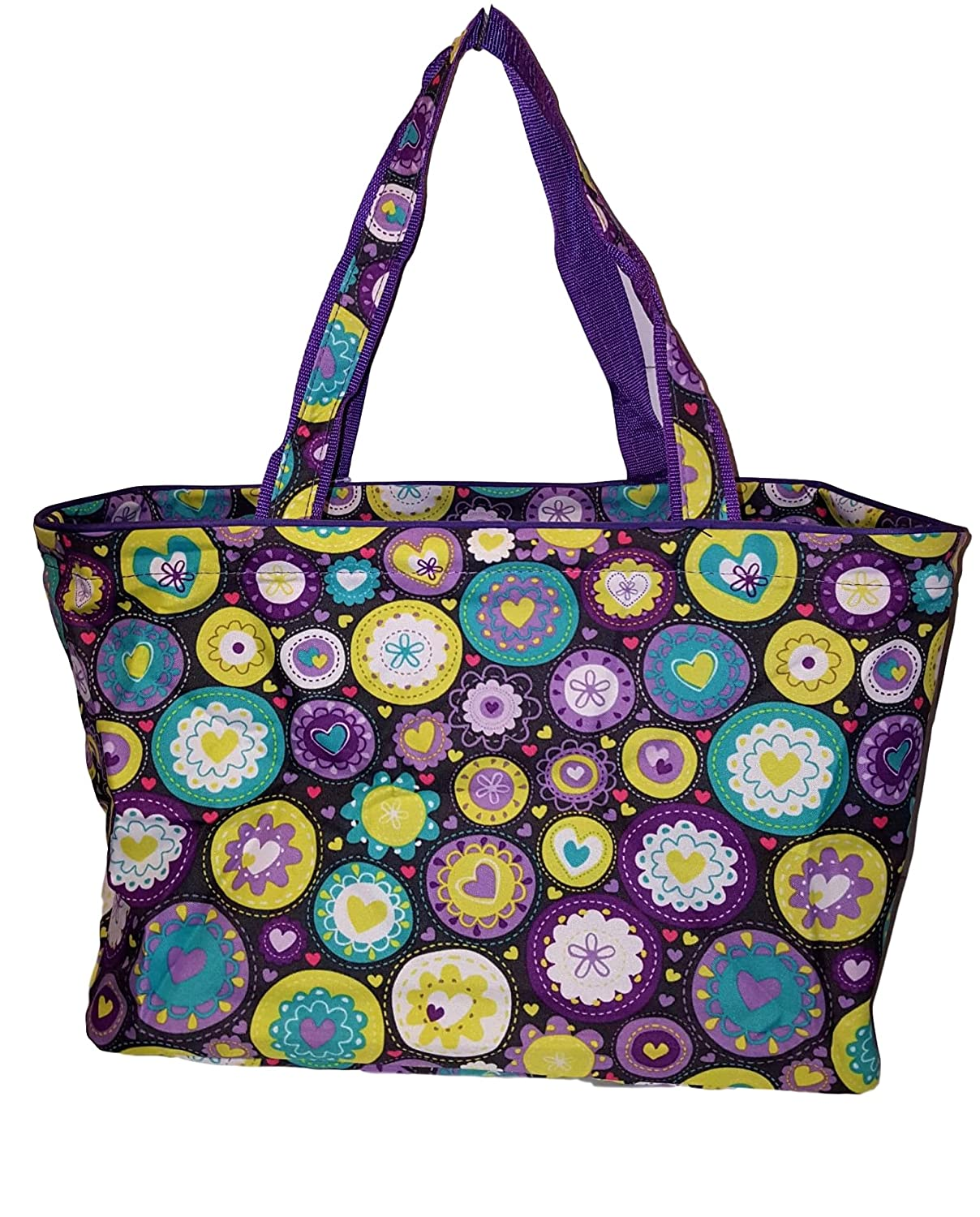 101 BEACH Ultimate Tailgate Tote Bag Bicycle Print - Embroidered Name Personalization Available