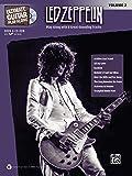 Led Zeppelin Vol.2 (Ultimate Guitar Play-Along)