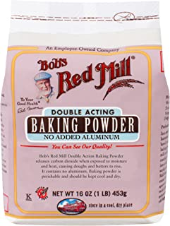 product image for Bob's Red Mill Baking Powder, 16 Ounce (Pack of 4)