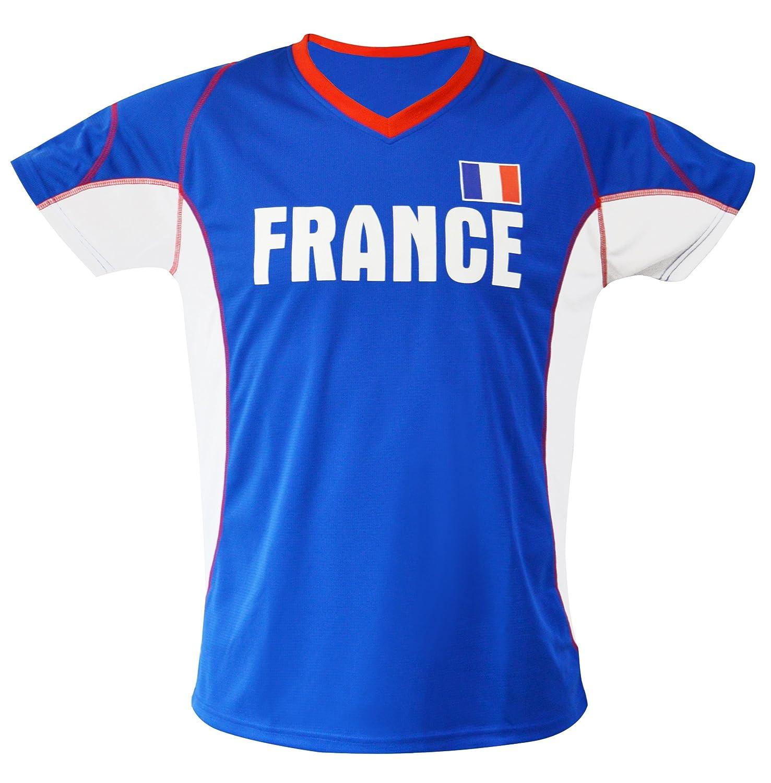 SPORTTEAM Sport Équipe Football T-Shirt FR SPP6M|#SportTeam
