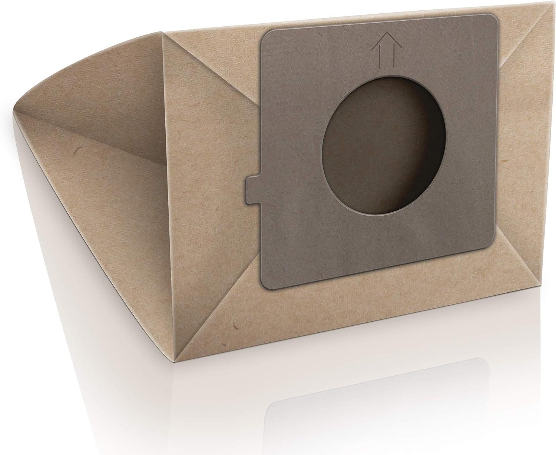 WESSPER® Bolsas de aspiradora para Bluesky BVC 1600 (5 Piezas ...