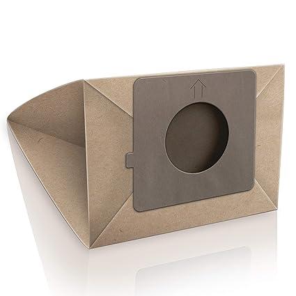 ✧WESSPER® Bolsas de aspiradora para Solac A 902 (5 piezas ...