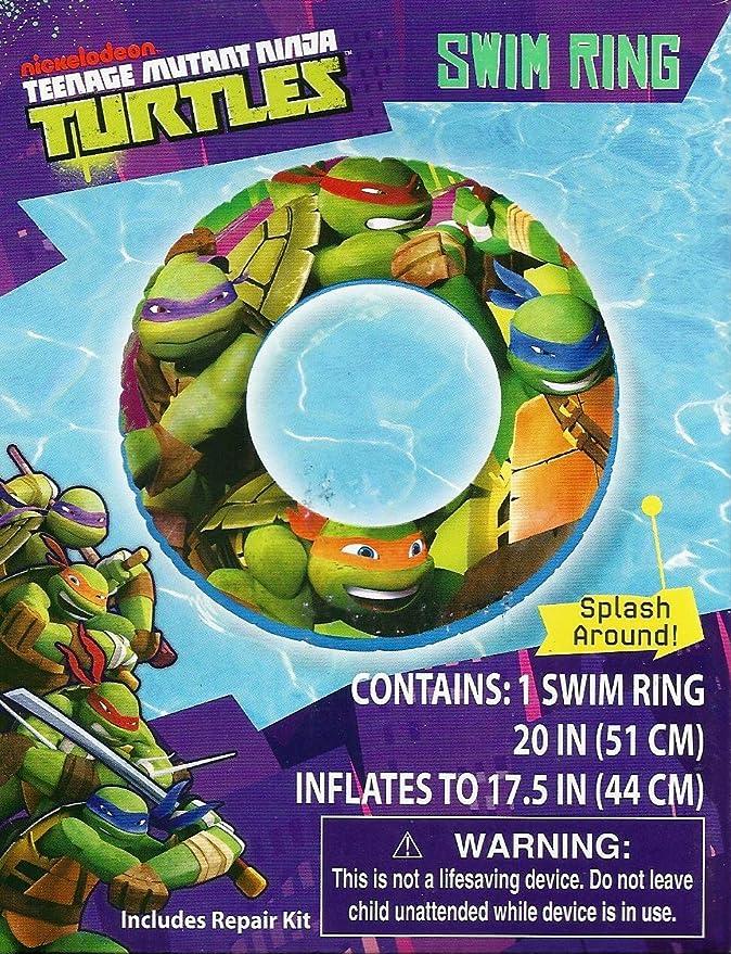 Amazon.com: TMNT: teenage mutant ninja turtles piscina ...