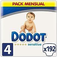 Dodot Sensitive - Pañales, 9-14 kg, Talla