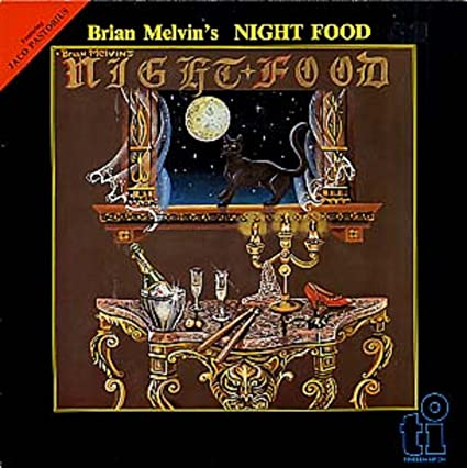 Brian Melvin's Night Food (Cut Corner)
