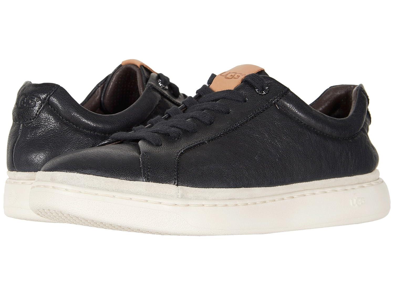 [UGG(アグ)] メンズレースアップシューズスニーカー靴 Cali Sneaker Low B07DP4XNQT 10.5 (28.5cm) D - Medium Black Leather