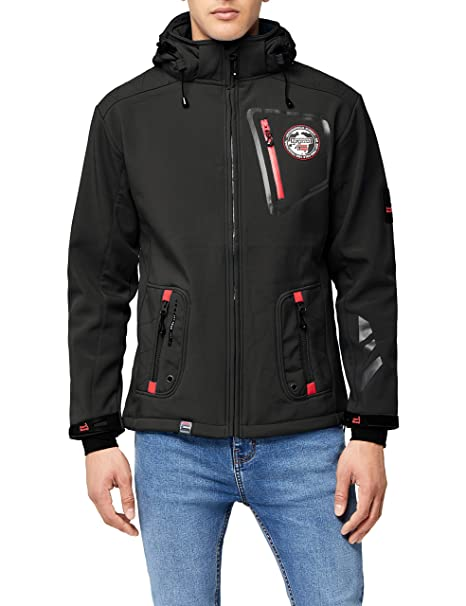 Geographical Norway Telepherique Men Chaqueta para Hombre