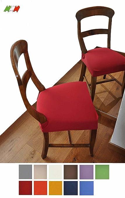 34 opinioni per Antimacchia coppia di copri SEDUTA per sedia [PANNA]