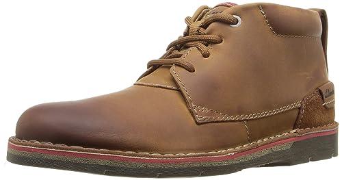 ca4fa7667a55 Clarks Men s Edgewick Mid Chukka Boot