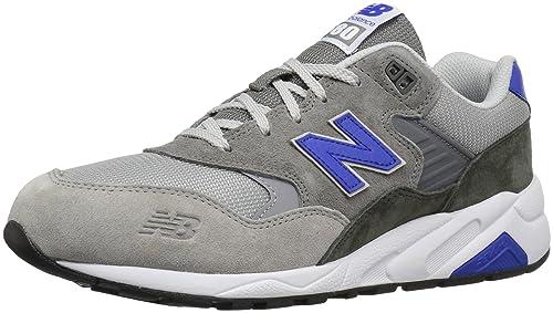 New Balance MRT580 Zapatos, Gris (Gris), 44 EU: Amazon.es: Zapatos y complementos