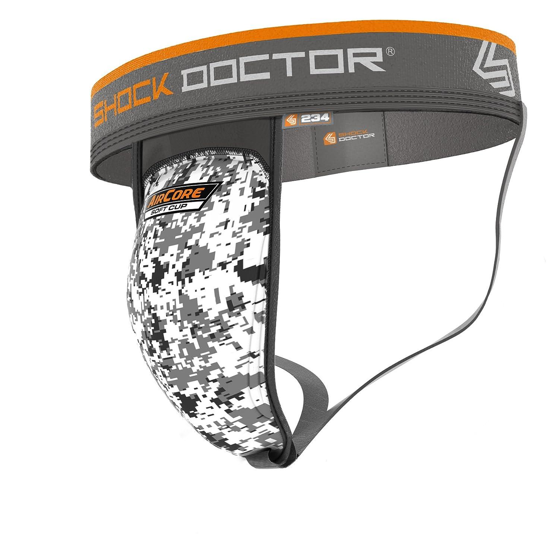 Shock Doctor Herren s AirCore Soft Cup Supporter