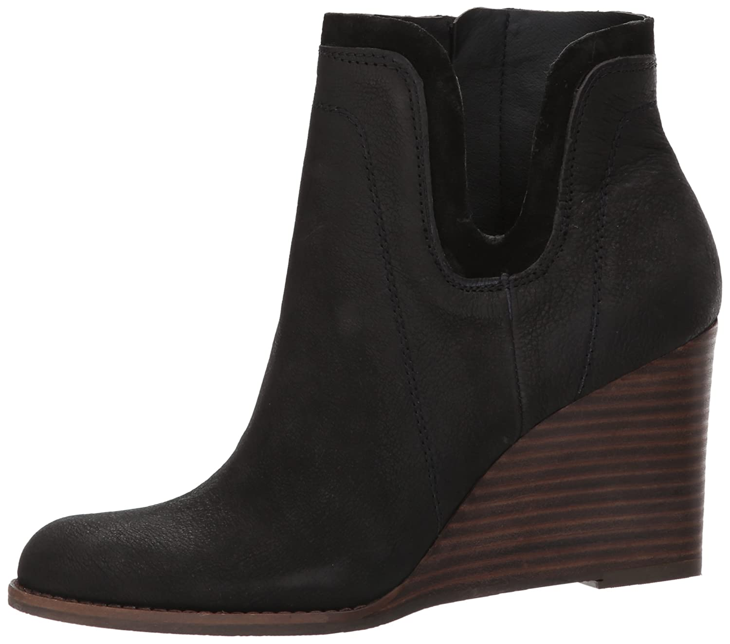 Lucky Boot Brand Women's Yenata Fashion Boot Lucky B06XD4YMRJ 6.5 M US|Black 2a17d3