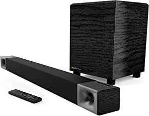 Klipsch Cinema 400 Sound Bar + 8