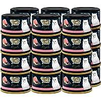 Purina Fancy Feast Royale Tuna Banquet With Prawns Cat Food 85g x 24