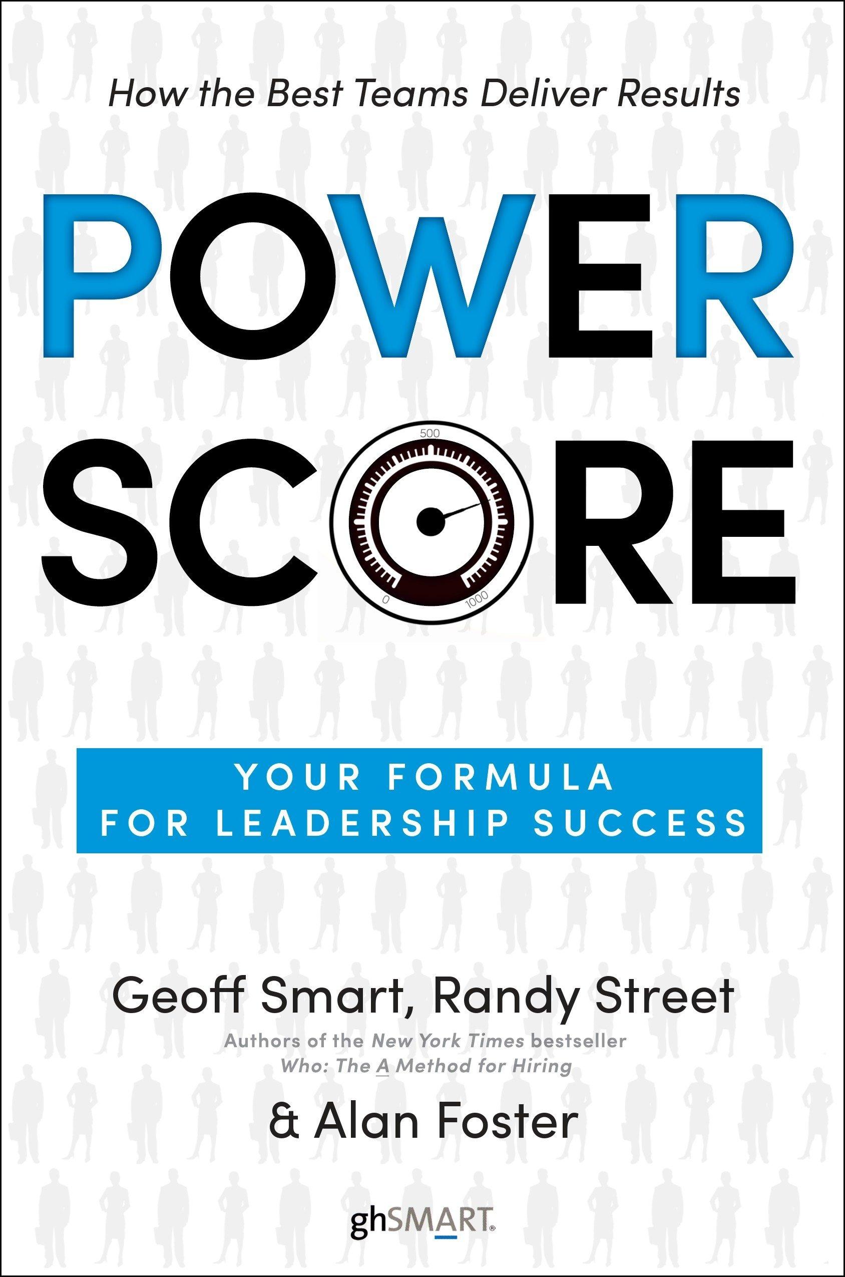 amazon power score your formula for leadership success geoff