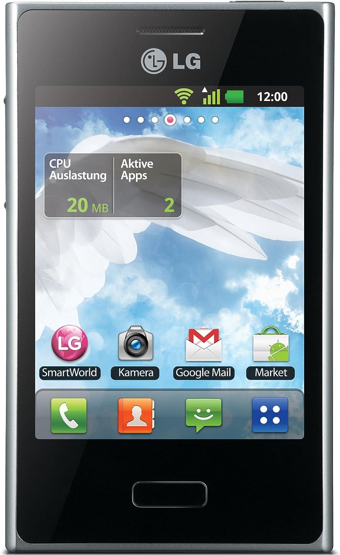 LG Optimus L3 (E400) - Smartphone libre Android (pantalla 3.2 ...