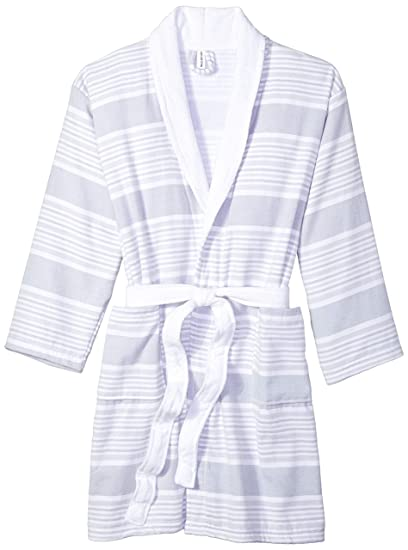 73b5cf696e Image Unavailable. Image not available for. Color  Cathy s Concepts Personalized  Turkish Cotton Robe