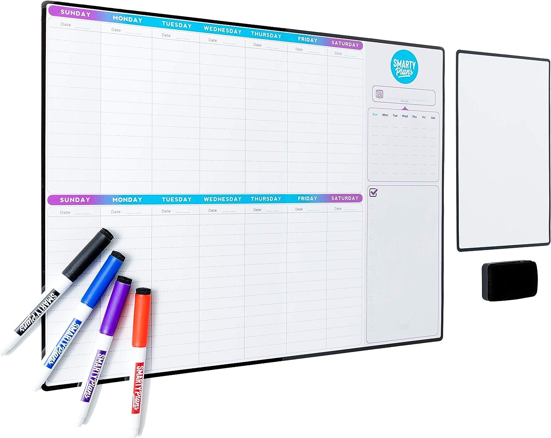 Scrabble Day to Day Box Calendar 2021 Including Blank Fridge Magnet