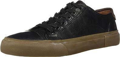 FRYE Mens Walker Low Lace Fashion Sneaker 13 M US Slate