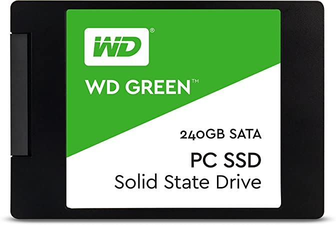 WD Green M.2, disco de estado sólido (SSD) interno de 240 GB ...