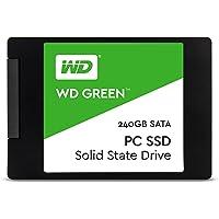 SSD Green 240GB 2,5 SATA - WDS240G1G0A