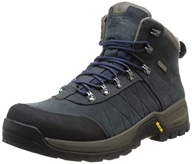 09343bb2eddb78 Teva Mens Riva Peak Mid eVent M s walking and hiking boots Blue Blau ...
