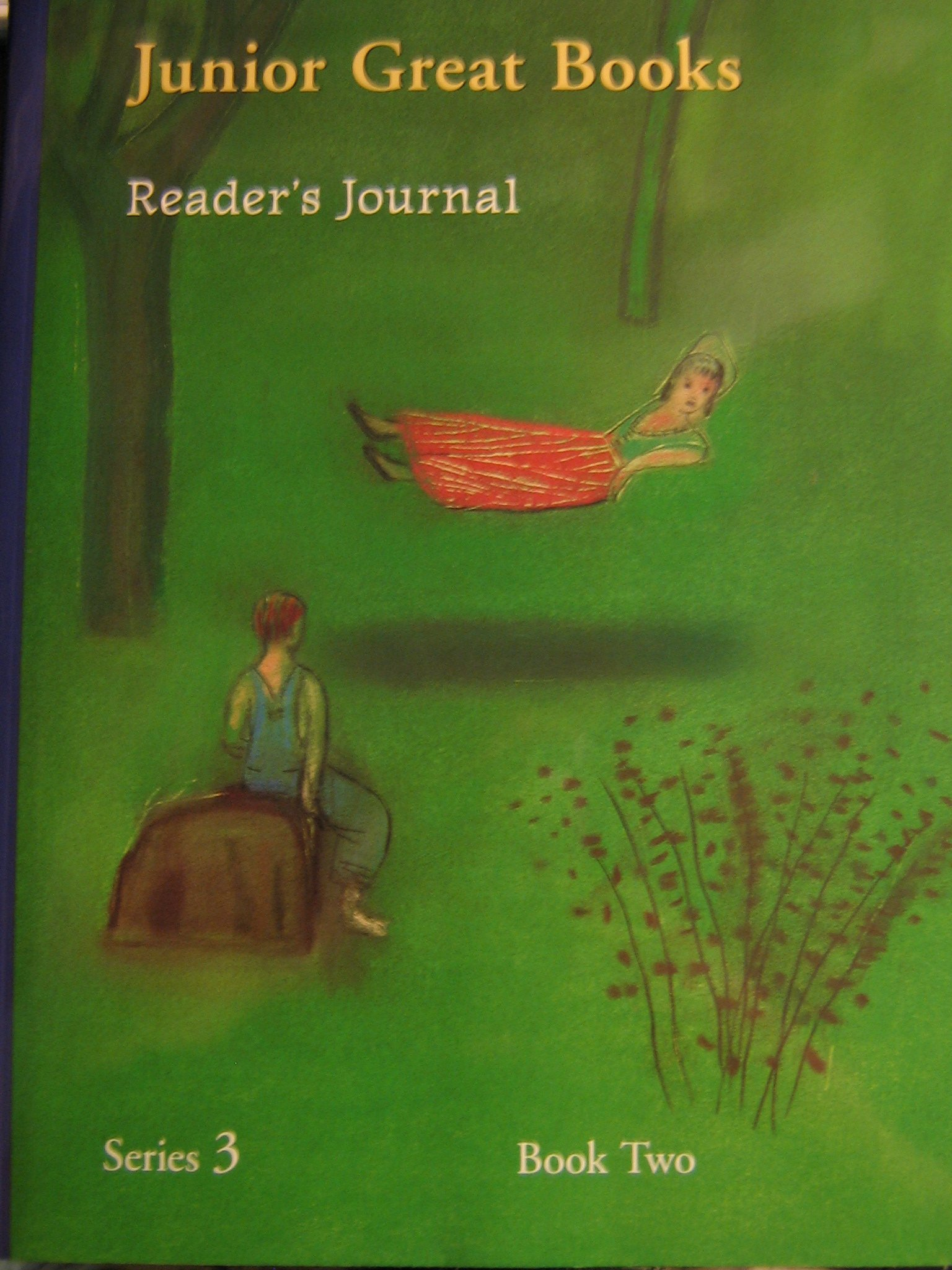 Download Junior Great Books (Reader's Journal) Book Two (3) PDF