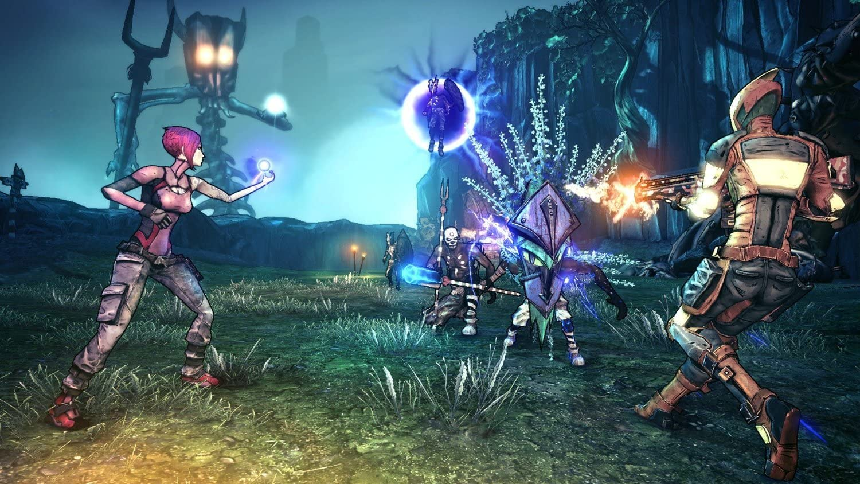 Amazon com: Borderlands 2: Sir Hammerlock's Big Game Hunt