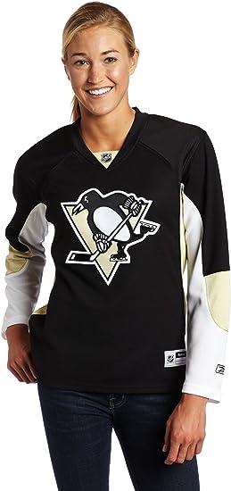 LARGE NHL Penguins women/'s t-shirt FAST SHIPPING