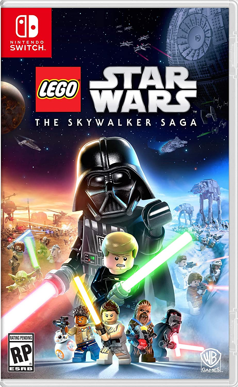 Lego Star Wars Skywalker Saga for Nintendo Switch USA: Amazon.es: Whv Games: Cine y Series TV