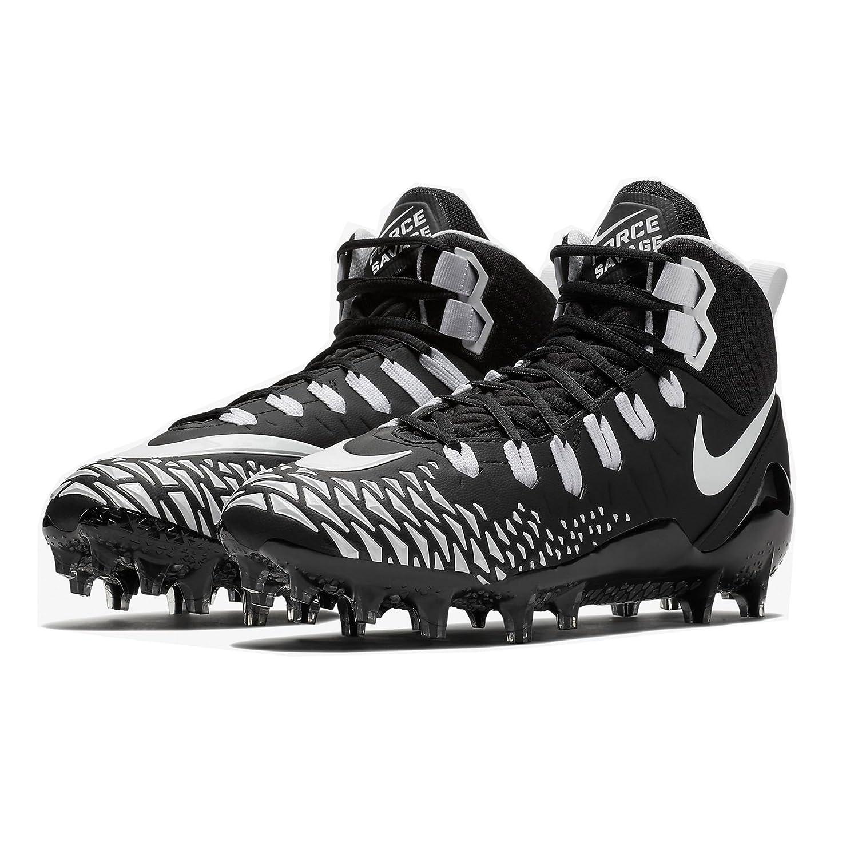 online store f943e 0c843 Amazon.com   Nike Men s Force Savage Pro Football Cleat   Football