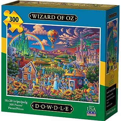 Dowdle Jigsaw Puzzle - Wizard of Oz - 300 Piece: Toys & Games