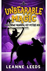 Unbearable Magic (Magical Midway Paranormal Cozy Mysteries Book 3) Kindle Edition