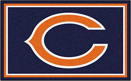Fanmats Chicago Bears 4×6 Rug