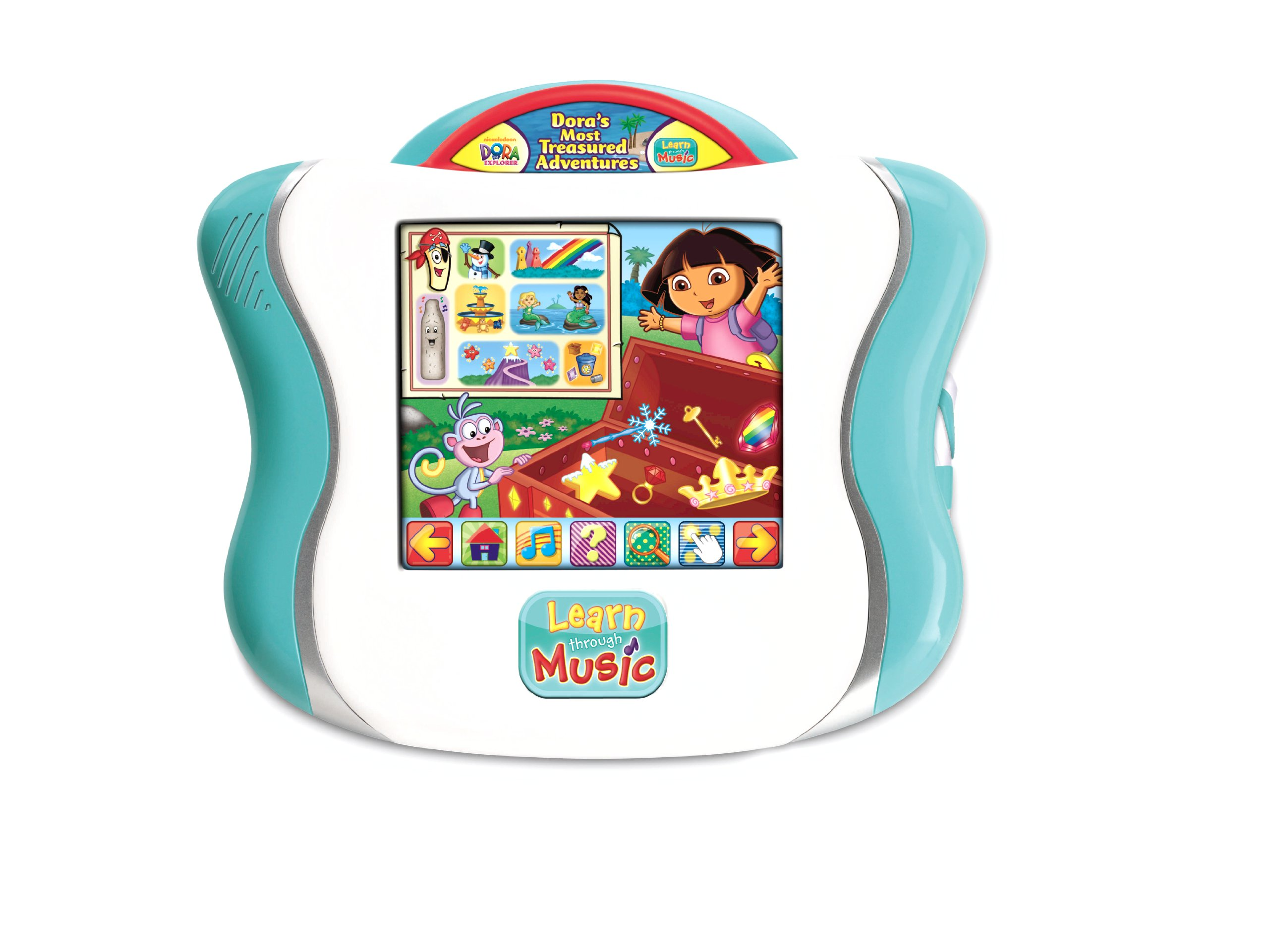 Fisher-Price Learn Through Music Touchpad Software - Dora's Most Treasured Adventures by Fisher-Price (Image #3)
