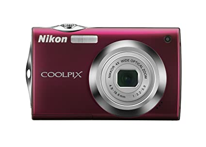 amazon com nikon coolpix s4000 12 mp digital camera with 4x rh amazon com Nikon Coolpix S6000 Model Year Nikon Coolpix S6000 Help