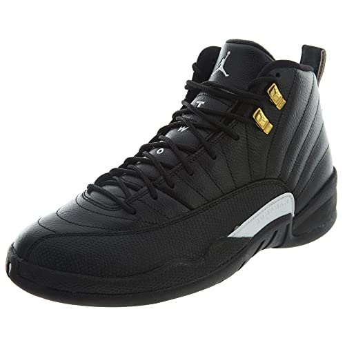 033ea75c2cc856 Nike Men s s Air Jordan 12 Retro Basketball Shoes  Amazon.co.uk ...