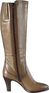 25587 Damen Langschaft Stiefel