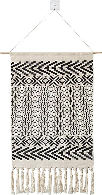 Large Geometrical Macrame Wall Hanging \u2018Diamonds\u2019
