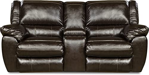 Lane Home Furnishings Motion Loveseat